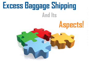Excess Baggage Shipping and Its Aspects
