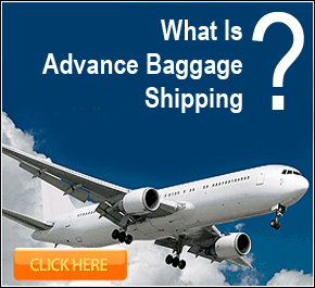 Advance Baggage Service Shipping